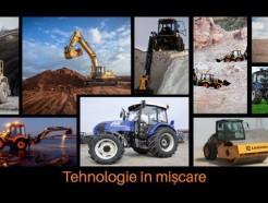 Utilaje de constructii si agricole